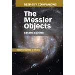 Cambridge University Press Carte Deep-Sky Companions: The Messier Objects