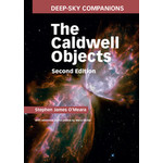 Cambridge University Press Carte Deep-Sky Companions: The Caldwell Objects
