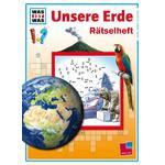Tessloff-Verlag WAS IST WAS Rätselheft Unsere Erde