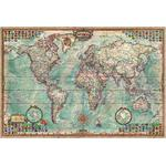 RayWorld Executive wereldkaart (Engels)