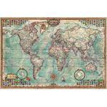 RayWorld Mapa mundial executivo