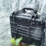 Schützt Ihr teures Equipment, selbst bei stärkstem Regenguß!