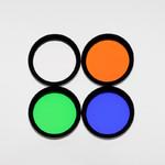 "Astronomik Set de filtros L-RGB 1,25"""