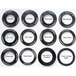 Starlight Xpress Adaptador SCT (macho) para rueda de filtros SXV