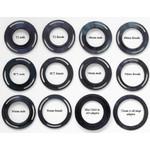 Starlight Xpress Adaptador T (macho) para rueda de filtros SXV