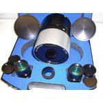Solarscope UK Filtro solar pilha de dois 100