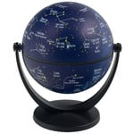 Stellanova Mini-Globus Dreh-Schwenk Globus Sternenhimmel 881047 mit IQ-Quiz