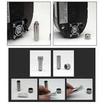 Farpoint Sistema de recarga de plug dissecante SBIG para câmera CCD
