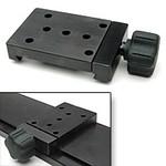 """Farpoint Placa adaptadora para raíles prismáticos de 3"""""""