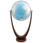 Globe sur pied Columbus Duo 51cm OID