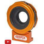 Geoptik T2 adapter for Nikon digital lens