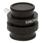 "Adaptateur appareil-photo Optika ST-090, c-mount, 1/3"", 0,35X, focusable, (SZM, SZP, SZO)"