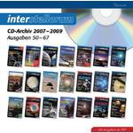 Oculum Verlag interstellarum CD-Archiv 2007-2009 Ausgaben 50-67