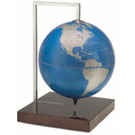 Globe Zoffoli Quadra Radica Blue 22cm