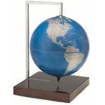 Zoffoli Globus Quadra Radica Blue 22cm