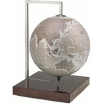 Zoffoli Globe Quadra Radica Grey 22cm