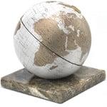 Globe Zoffoli Stone White 22cm