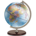 Globe Zoffoli James Cook (bleu) 33cm