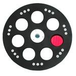 """Starlight Xpress Carrossel de filtros SXV com 7 suportes de filtro de 1,25"""""""