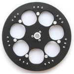 Starlight Xpress Carrossel de filtros SXV com 7 suportes de filtro de 36mm