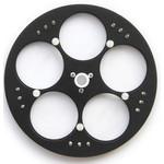 Starlight Xpress Carrossel de filtros SXV com 5 suportes de filtro de 50mm