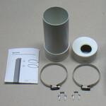 Unihedron Sky Quality medidor com caixa à prova d'água