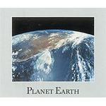 Affiche Palazzi Verlag Planète Earth