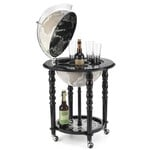 Zoffoli Bar globe Elegance Black/ Warm Grey 40cm