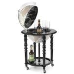 Zoffoli Globusbar Elegance Black/ Warm Grey 40cm