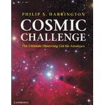"Cambridge University Press Livre ""Cosmic Challenge The Ultimate Observing List for Amateurs"""