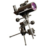 Skywatcher Maksutov telescope MC 90/1250 SkyMax table top tripod