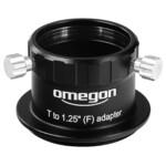 Omegon Adaptor ocular 1.25'' pentru filet T-2  (tată)