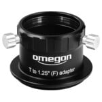 Omegon Raccordo 1.25'' per filetto T-2 maschio