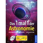 Kosmos Verlag Buch Das 1mal1 der Astronomie