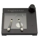 Optika ST-110, tavolino portaoggetti, con pulsanti coassiali