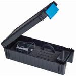 Schweizer Lupa stojąca Tech-line Vario-Focus z pudełkiem do przechowywania Tech-Line (zestaw podstawowy)