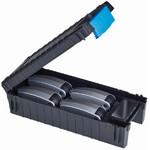 Schweizer Lupa Profesjonalny zestaw lup składanych Tech-Line 6x; 10x; 15x; 20x w pudełku do przechowywania Tech-Line