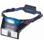 Schweizer Lupa Mocowanie soczewki z oświetleniem LED