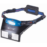 Schweizer Magnifying glass Tech-Line BINO LED headband magnifier w.o. lens