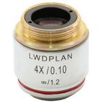 Optika Obiettivo M-782, 4x/0,10, LWD, IOS, plan