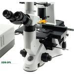 Optika Mikroskop XDS-2FL, trinokular, invers, Floureszenz