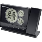 Bresser BF-PRO wireless weather station with projector, black