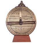 Hemisferium Astrolabio universale de Rojas