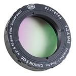 Baader Bague T Protective pour réflex numérique CANON, avec filtre verre clair de protection anti-poussière intégré, 50,4 x 3 mm