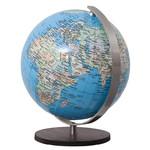 Columbus Mini-Globus Duo Makassarholz 12cm