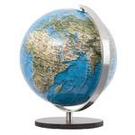 Columbus Mini-Globus Duorama 12cm Makassarholzfuß