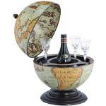 Globe de bar Zoffoli Alfeo Laguna 33cm