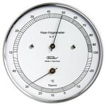 Eschenbach Estación meteorológica Termómetro/higrómetro de acero inoxidable 528203