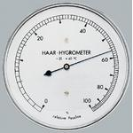Eschenbach Weather station 56617 real hair hygrometer