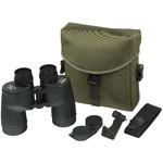 Questo binocolo ha una dotazione completa: borsa morbida con tracolla, protezione anti polvere, adattatore binocolo-cavalletto e panno in micro fibra.